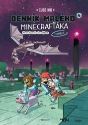 Denník malého Minecrafťáka: komiks 4