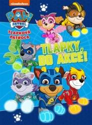 Tlapková patrola - Tlapky, do akce!