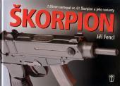 Škorpion - 7,65 mm samopal vz. 61 Škorpion a jeho varianty