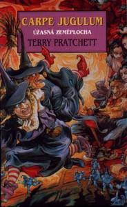 Kniha Carpe Jugulum (Terry Pratchett)