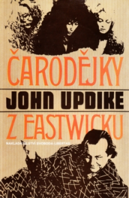 Výsledek obrázku pro čarodějky z eastwicku kniha
