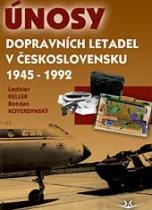 Únosy dopravních letadel v Československu 1945-1992