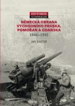 Německá obrana Východního Pruska, Pomořan a Gdaňska 1944-1945