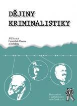 Dějiny kriminalistiky
