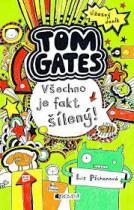 Úžasný deník - Tom Gates. Všechno je fakt šílený!