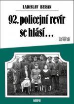 92. policejní revír se hlásí...