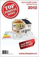 Top Rodinné domy 2013