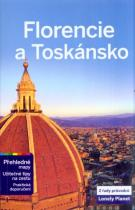 Florencie a Toskánsko - Lonely Planet