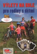 Výlety na kole pro rodiny s dětmi