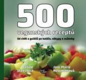 500 veganských receptů