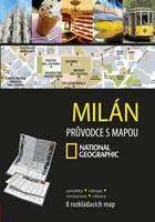 Milán - Průvodce s mapou National Geographic