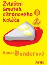 Zvláštní smutek citronového koláče