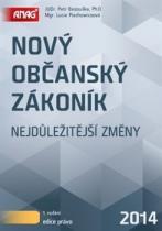 Nový občanský zákoník 2014