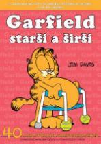 Garfield - Starší a širší