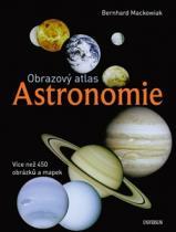 Astronomie -  obrazový atlas