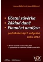 Účetní závěrka - Základ daně - Finanční analýza