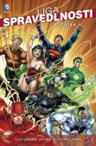Liga spravedlnosti: Počátek