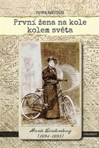 První žena na kole kolem světa