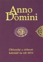 cirkevni kalendar Anno Domini   Občanský i církevní kalendář na rok 2014 (Miloslav  cirkevni kalendar
