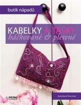 Kabelky a tašky - háčkované & pletené