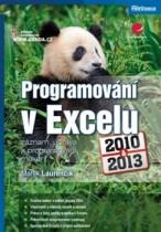 Programování v Excelu 2010&2013