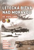Letecká bitva nad Moravou 22. srpna 1944