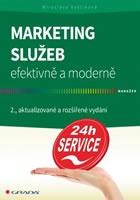 Marketing služeb efektivně a moderně