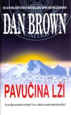 Kniha Pavučina lží (Dan Brown)
