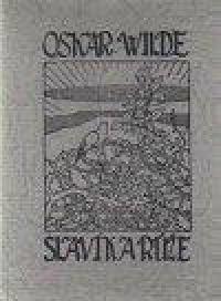 Kniha Slavík a růže (Oscar Wilde)