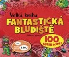 Velká kniha Fantastická bludiště (Patrick Merrell)  4328357d1e3