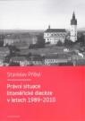 Právní situace litoměřické diecéze v letech 1989–2010
