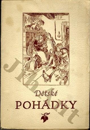 Detske Pohadky S Kresbami Mikolase Alse Bazar Knih Cbdb Cz